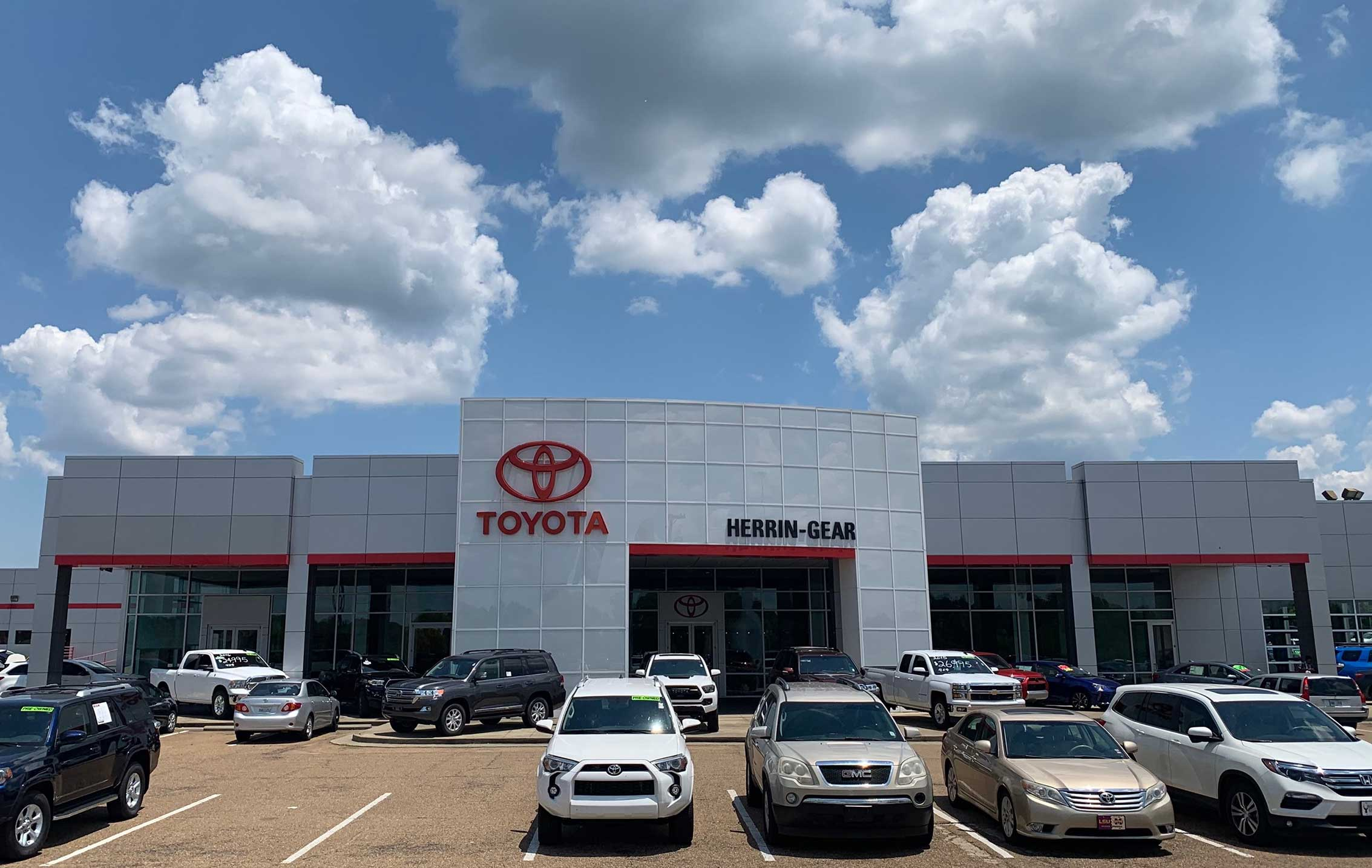 New Used Toyota Dealership In Jackson Ms We Serve Pocahontas And