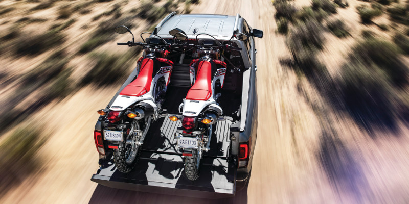 Silver 2019 Honda Ridgeline