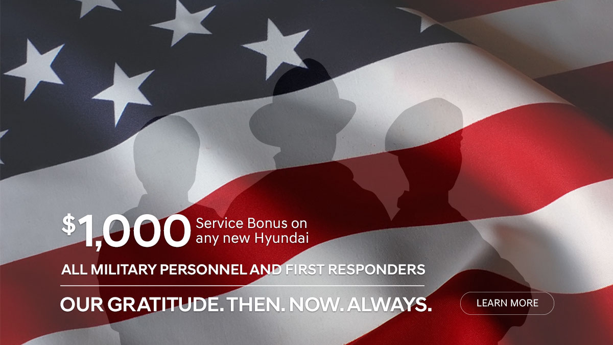 Lakeland Hyundai Military Discount Program | Active Military