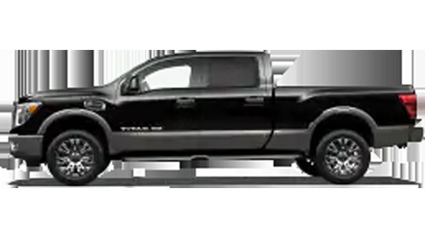 2019 Titan Xd Crew Cab Platinum Reserve