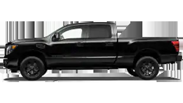 2019 Titan XD Crew Cab SL Midnight Edition