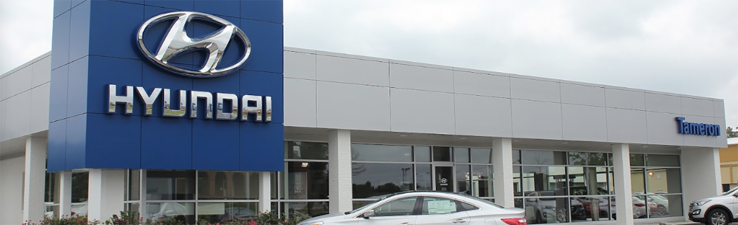 Tameron Hyundai Is Your Birmingham, AL Area Hyundai Dealer
