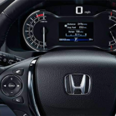 Honda Ridgeline Trunk space