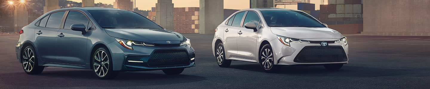 Discover the 2020 Toyota Corolla Near Greensboro, NC