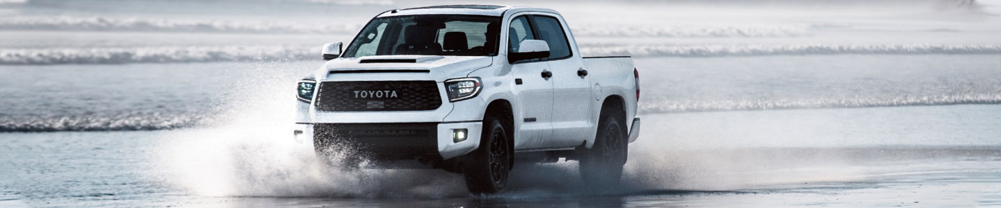 Discover the Toyota Tundra near Greensboro, NC