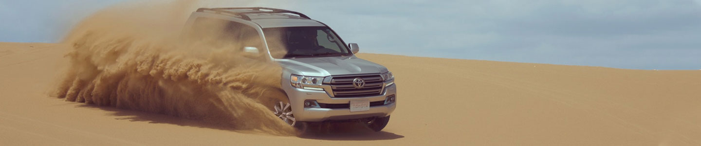 Discover the 2019 Toyota Land Cruiser near Greensboro, NC