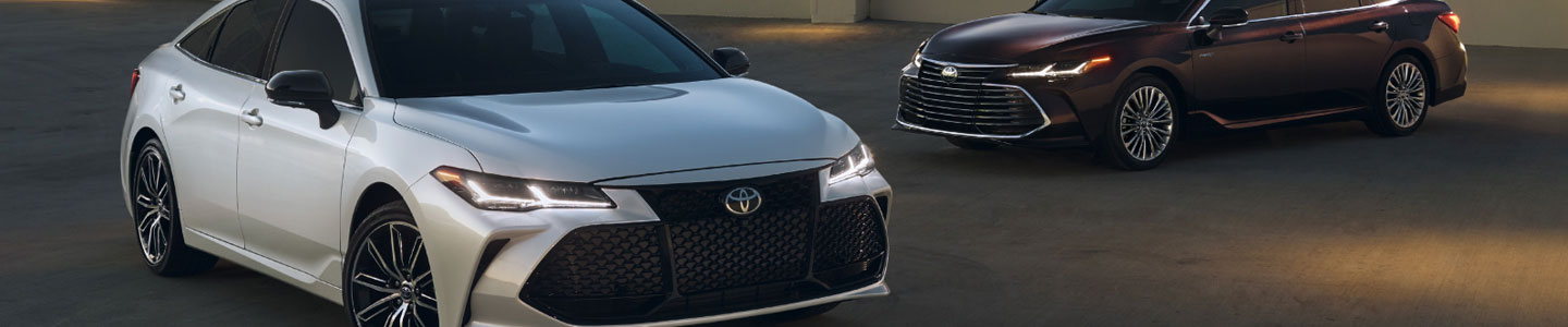 Stylish 2019 Toyota Avalon Models for Sale Near Greensboro, NC