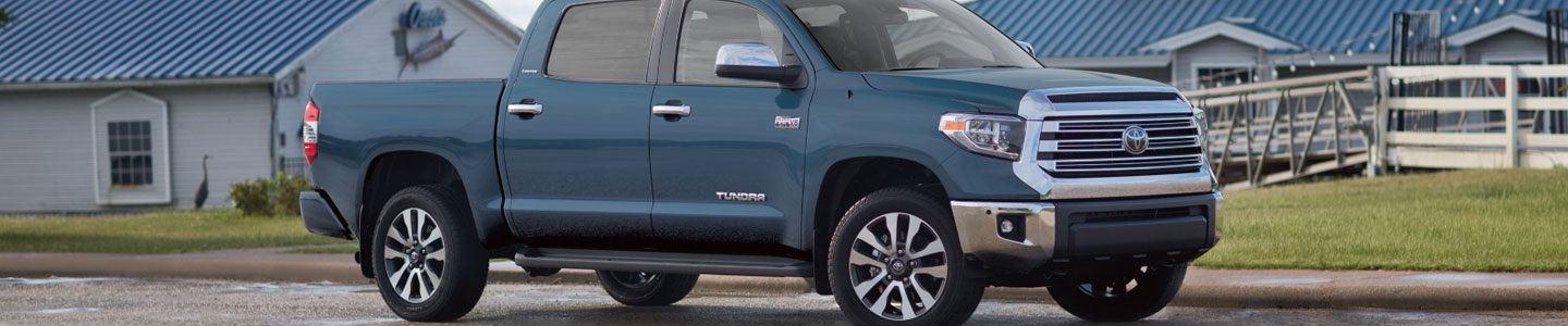 Toyota Tundra Trucks for Sale Near Winston-Salem, NC