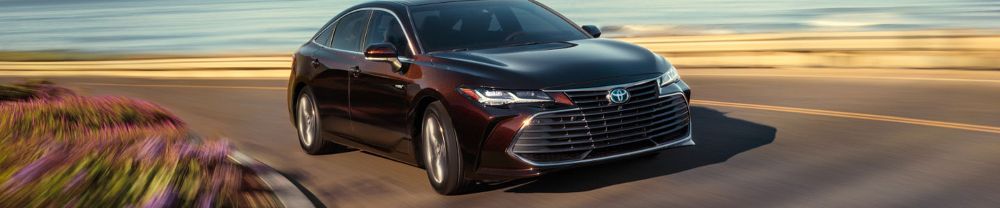 2019 Toyota Avalon Sedans for Sale Near Winston-Salem, NC