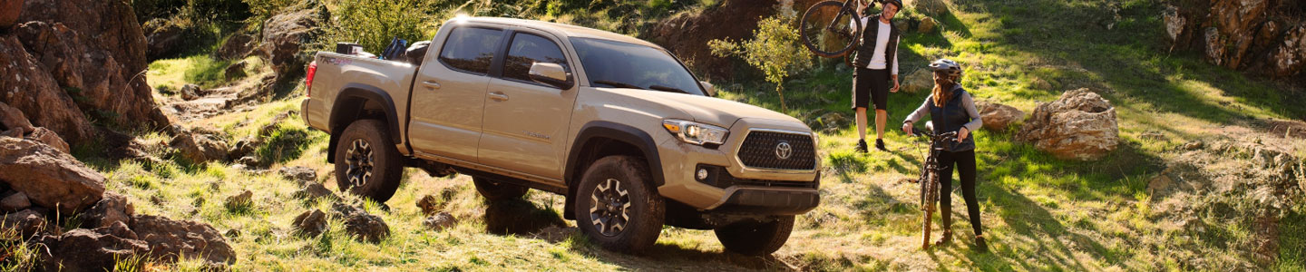 Toyota Tacoma Trucks for Sale near Winston-Salem, NC