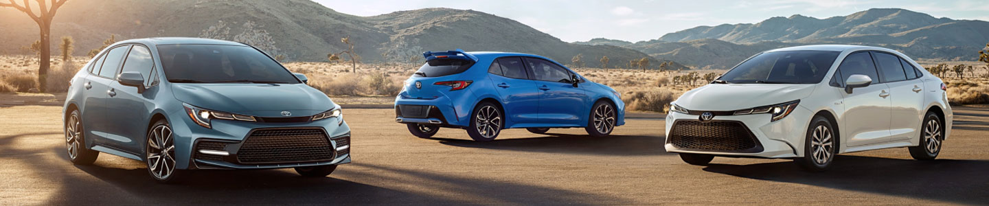 Discover the 2020 Toyota Corolla Near Winston-Salem, NC