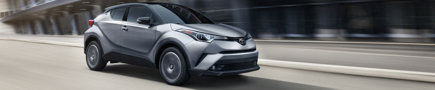 Explore the 2019 Toyota C-HR Near Winston-Salem, NC