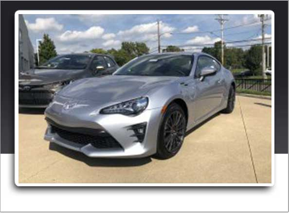 Used 2019 Toyota 86 GT