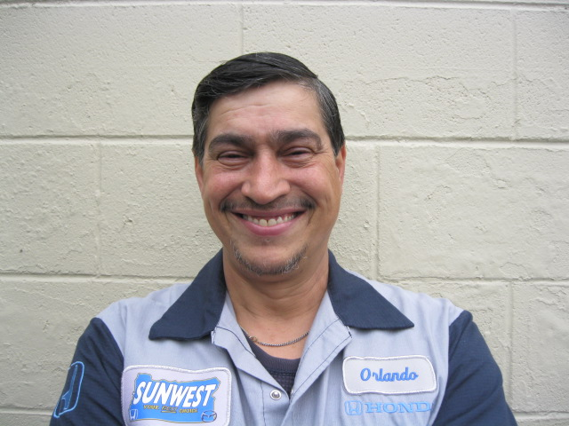 Orlando Ortega Villanueva Bio Image