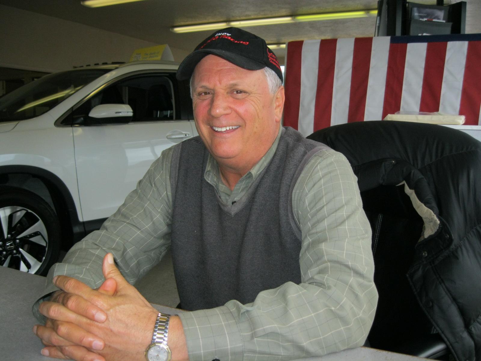 John Hardenberg Bio Image