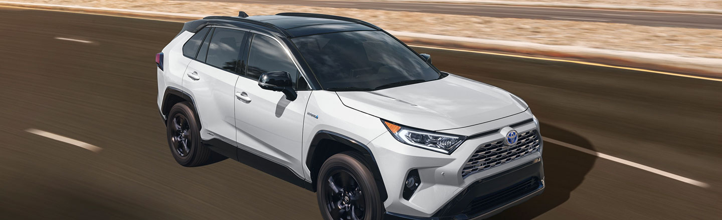 Explore The New 2019 Toyota RAV4 Hybrid In Westminster, CA