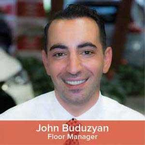 John  Buduzyan   Bio Image
