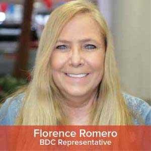 Florence  Romero   Bio Image