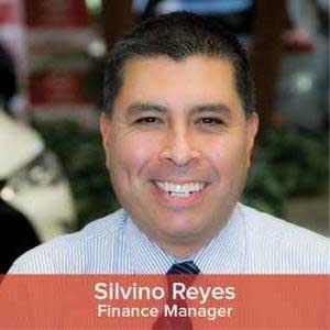 Silvino  Reyes   Bio Image