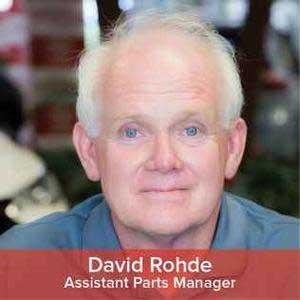 David  Rohde   Bio Image