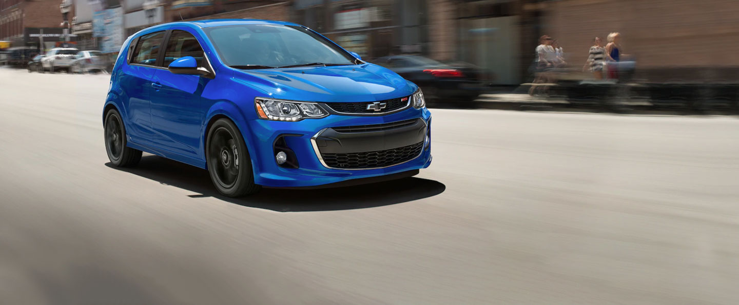 2019 Chevrolet Sonic | Chevy Sonic for Sale In Austin, TX l