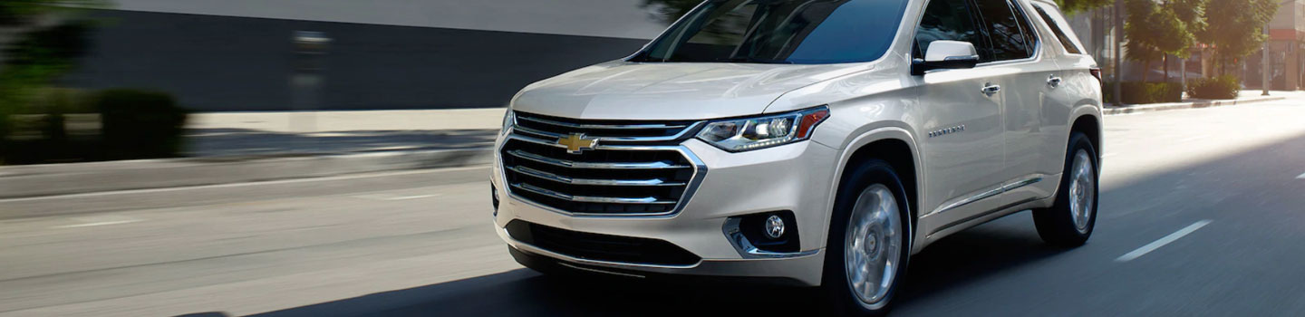 2019 Chevrolet Traverse For Sale In Broken Arrow, OK