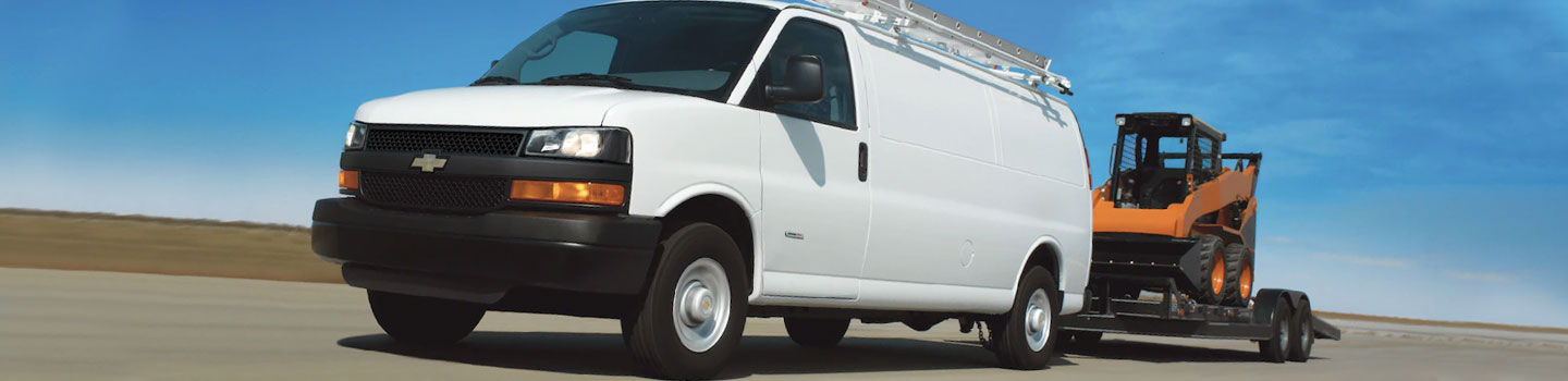 2019 Express Cargo Van by Tulsa County, OK