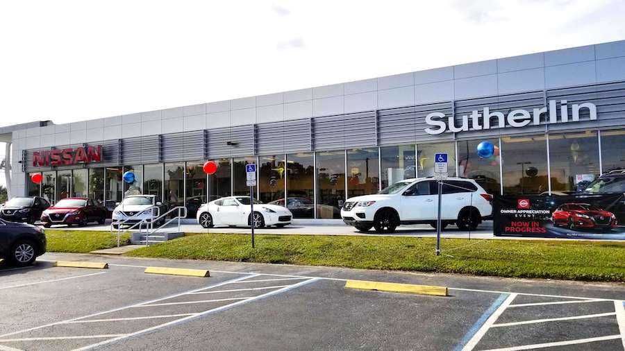 Sutherlin Nissan of Fort Pierce