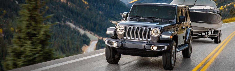 2019 Jeep Wrangler Unlimited near Oahu, HI