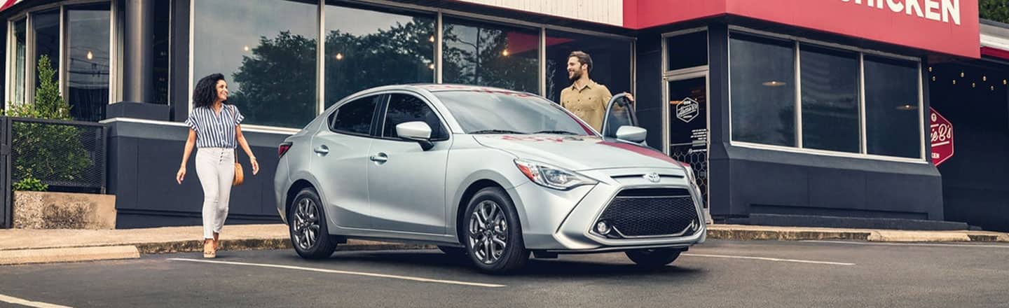2019 Toyota Yaris Models For Sale In Everett, WA Near Mill Creek