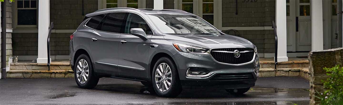 2019 Buick Enclave Available in Waipahu, Hawaii