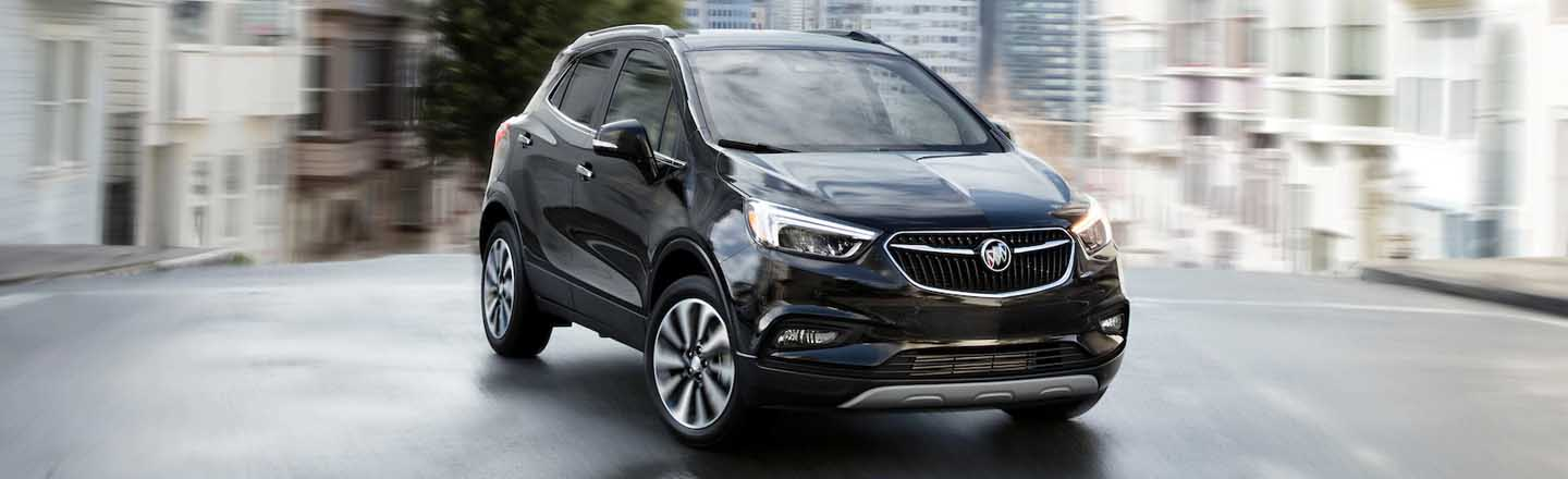 Discover the 2019 Buick Encore in Waipahu, Hawaii