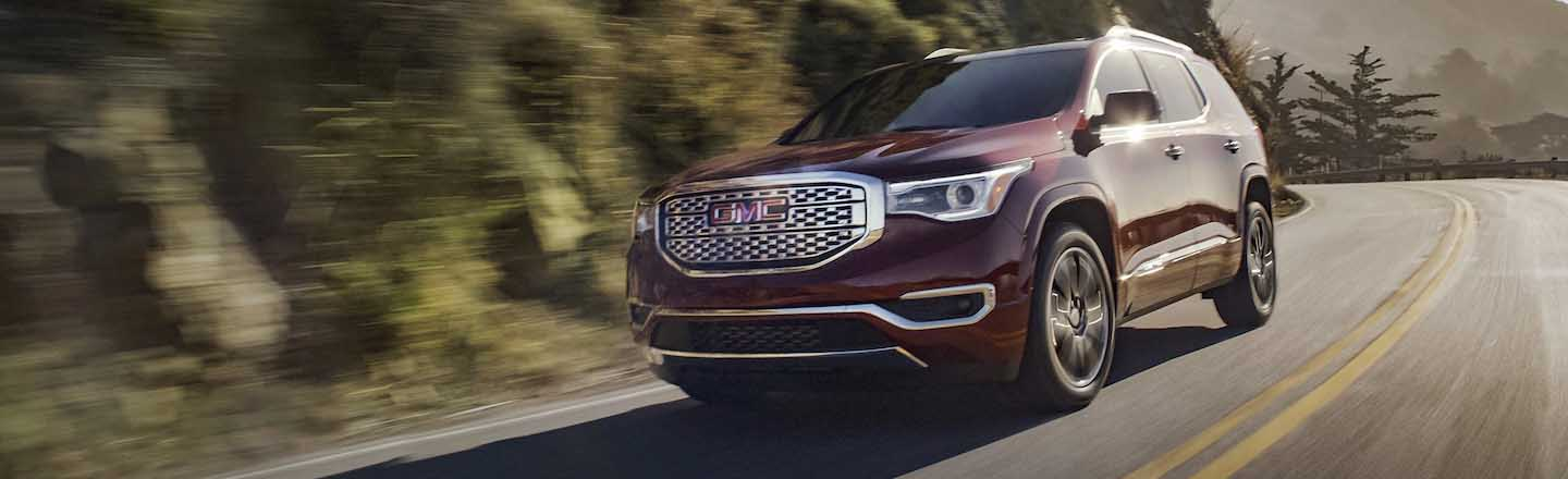 Discover the 2019 GMC Acadia in Waipahu, Hawaii