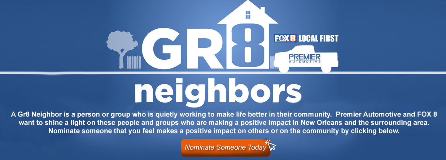 Premier CDJR of New Orleans | Gr8 Neighbors