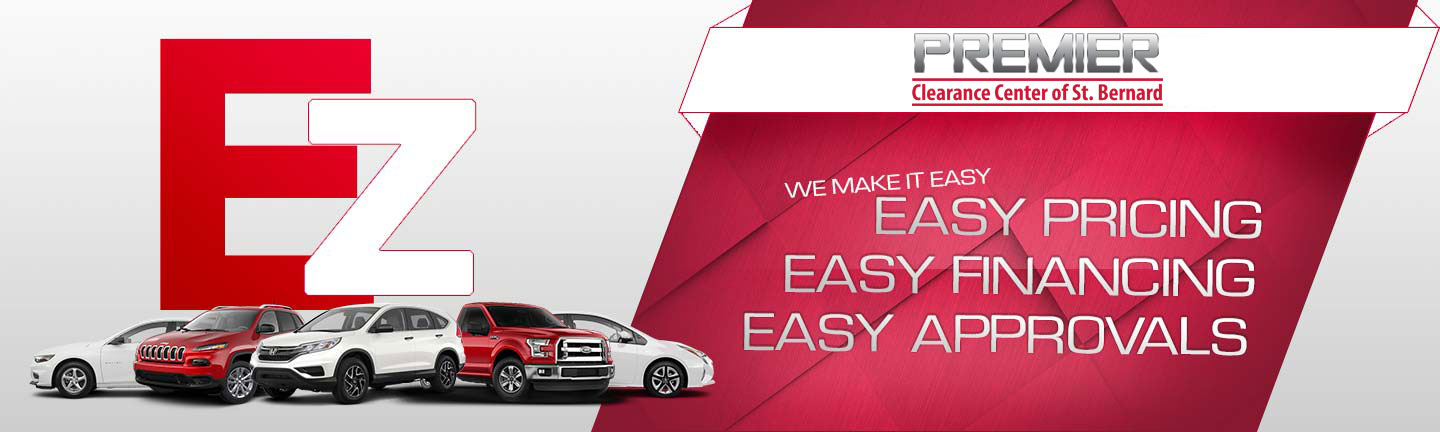 We Buy Used Cars >> Certified Used Cars In Chalmette La Premier Clearance