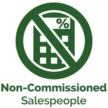 non-commissioned salespeople