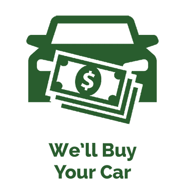 we will buy your car