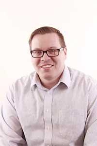 David  Schenk Bio Image