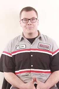 Brandon  Wright Bio Image
