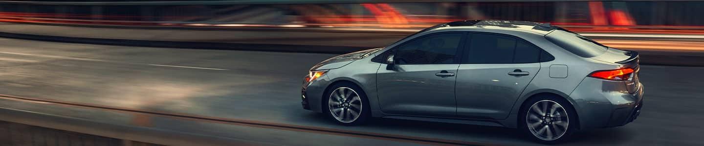 Dan Hecht 2020 Toyota Corolla