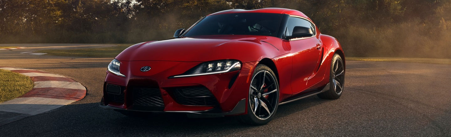 The New 2020 Toyota Supra Near Winston Salem - Vann York Toyota