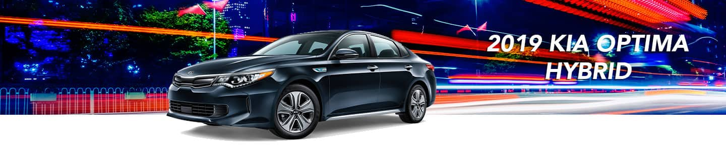 Premier Kia of Kenner 2019 Optima Hybrid