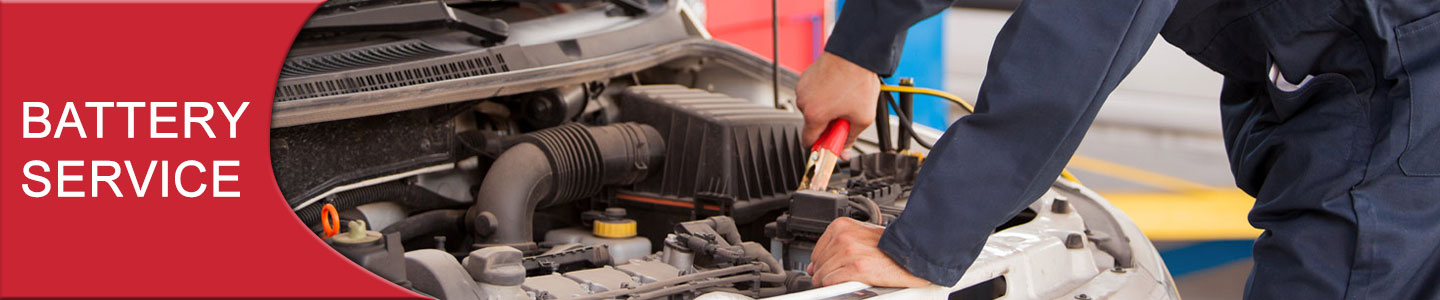 Battery Service at Nissan of Lumberton