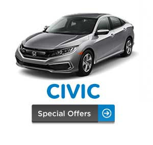 Civic Special Offers