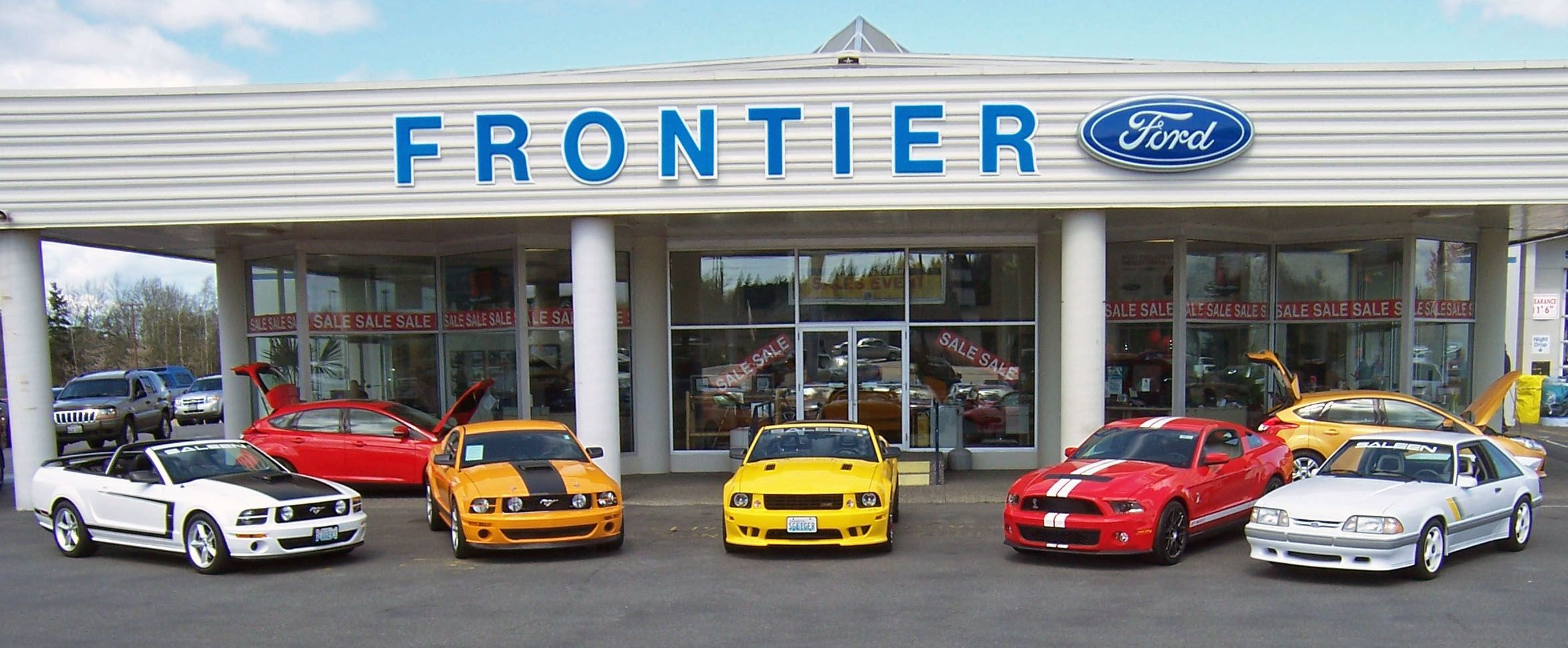 frontier ford usa dealership