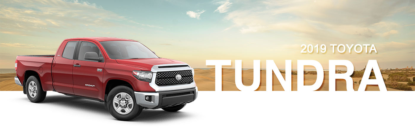 Your New Rochelle, NY Source for the 2019 Toyota Tundra