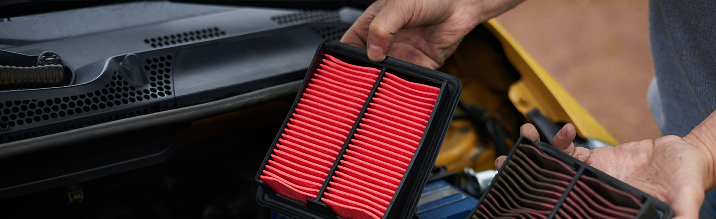 Engine Air Filter Services Here At Our Hermiston, OR Toyota Dealership
