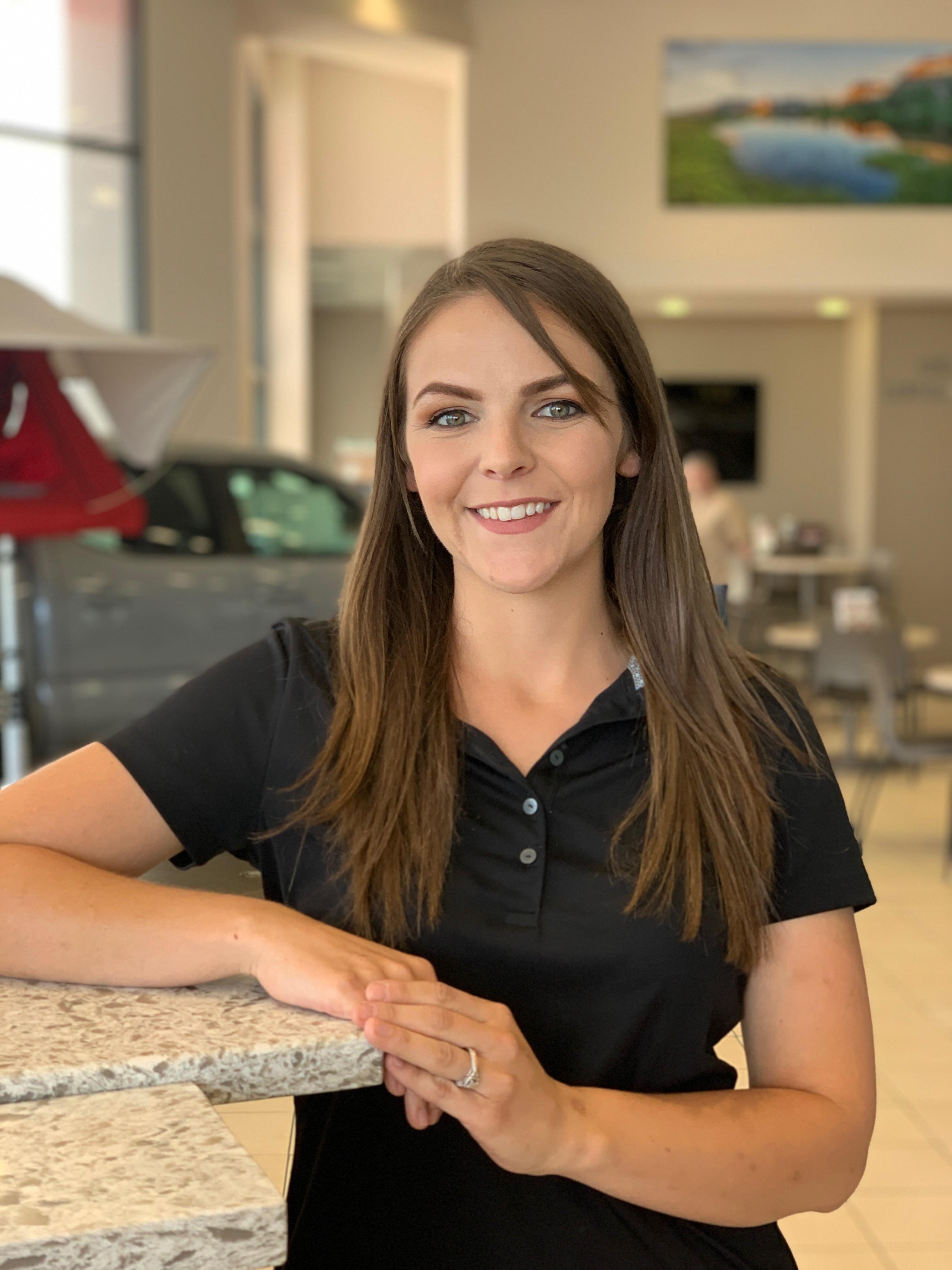 Courtney Klein Bio Image