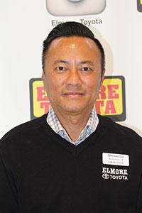 Tony Dai Bio Image