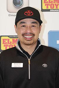 Mike Tran Bio Image